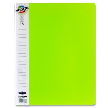 A4 40 Pocket Display Book Green