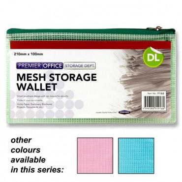 Mesh Wallet Coloured Dl Size