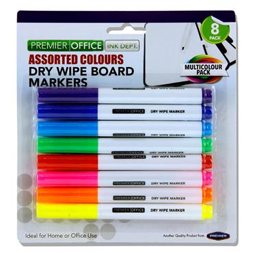 Whiteboard Markers 8Pk