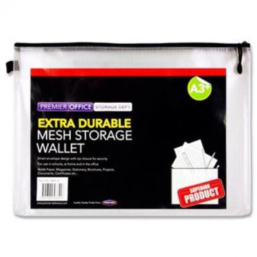 A3+ Mesh Storage Wallet