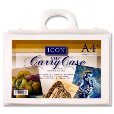 A4+ Carry Case With Handle