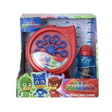 Bubble Machine Pj Masks