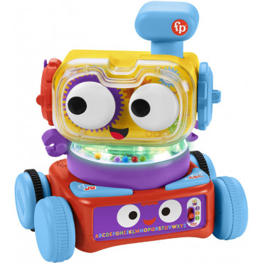 FISHER PRICE 4IN1 BOT