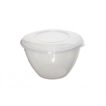 Pudding Bowl 1.2Ltr Whitefurze