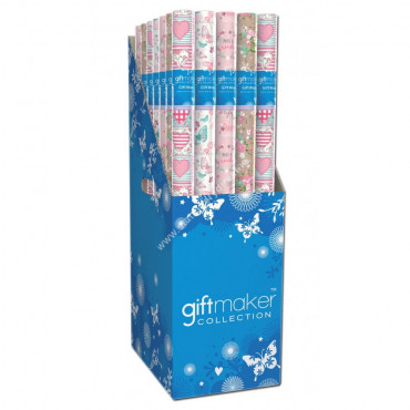 Gift Wrap Roll Female