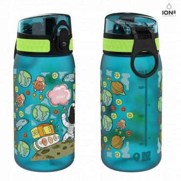 Ion8 Kids Water Bottle 350ml Space