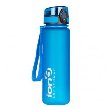 Ion8 Slim Water Bottle 500ml Blue