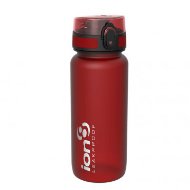 Ion8 Slim Water Bottle 500ml Chilli Red