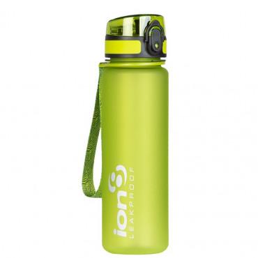Ion8 Slim Water Bottle 500ml Green
