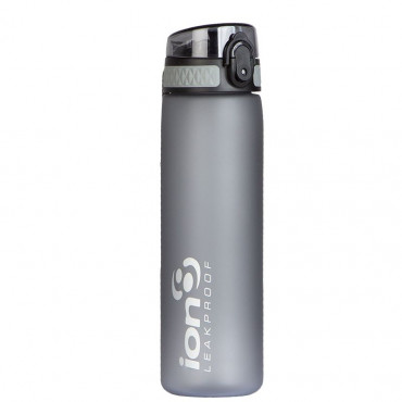 Ion8 Slim Water Bottle 500ml Grey