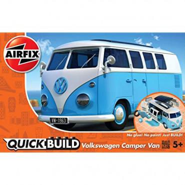 QUICKBUILD VW CAMPERVAN BLUE