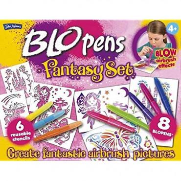 Blo Pens Activity Set Fantasy