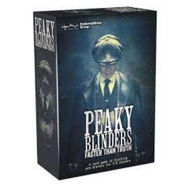Peaky Blinders The Card Game