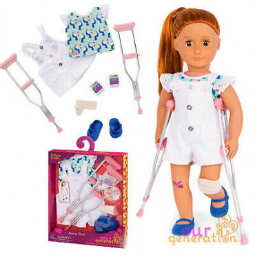 Our Generation Booboo Kises Outfit