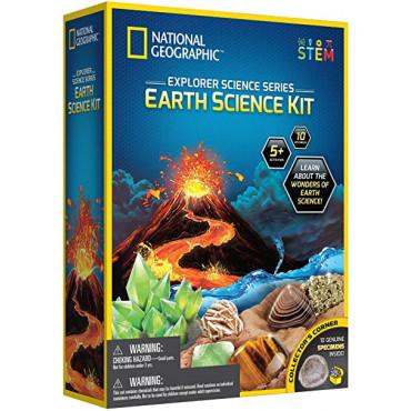 Explorer Science Earth Kit