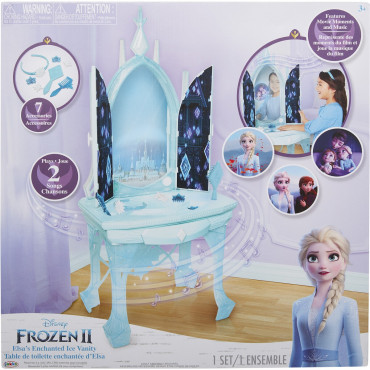 Frozen Feature Vanity Unit