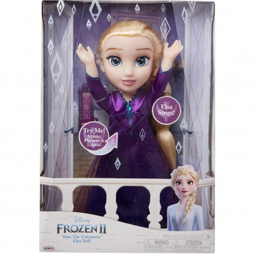 Elsa Feature Doll