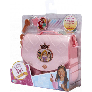 Disney Princess Travel Purse Style Collection