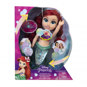 Sing and Sparkle Ariel Doll
