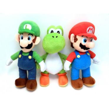 Nintendo Plush Asst
