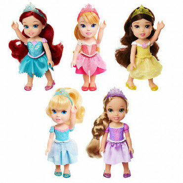 Disney Petite Princess Doll Assorted
