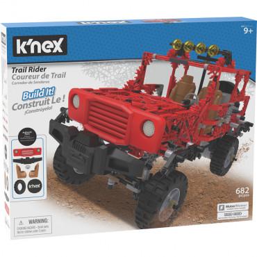 Knex Trail Rider Building Set