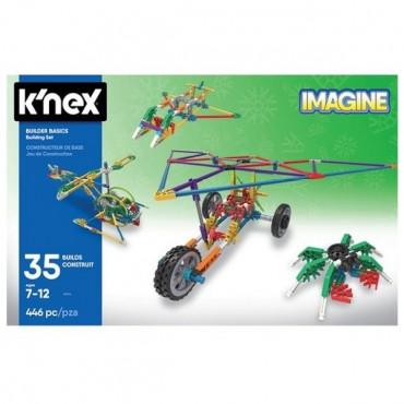 Knex Basics 35Pcs Model Building Set