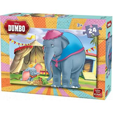 Disney Dumbo Puzzle 24 Pieces