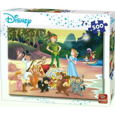 Disney Peter Pan 500 Pieces