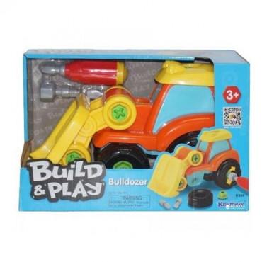 BUILD & PLAY - BULLDOZER