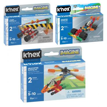 Knex Get Started Building Set Assorted