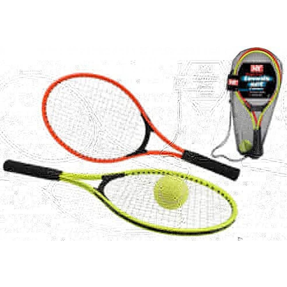 Tennis set in Carry Bag 2 Racquets Plus Tennis Bal
