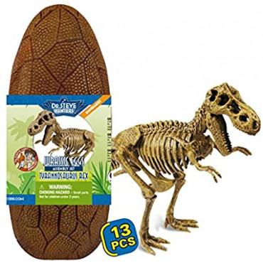 Jurassic Eggs Dino Skeletons Mixed