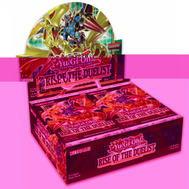 Yu Gi Oh Rise of the Duellist Booster Pack