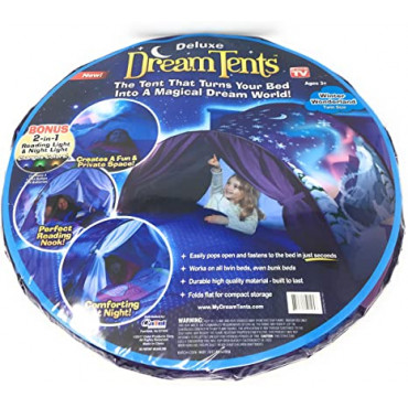 Deluxe Dream Tents 3plus