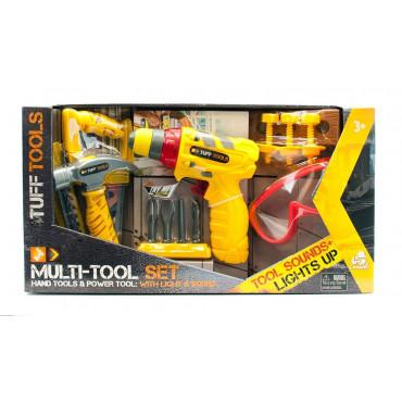 Tuff Tools Multi Tool Set