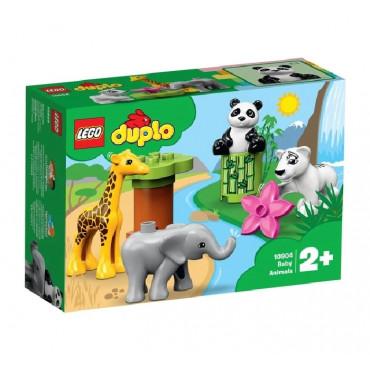 Lego Duplo Baby Wild Animals 10904