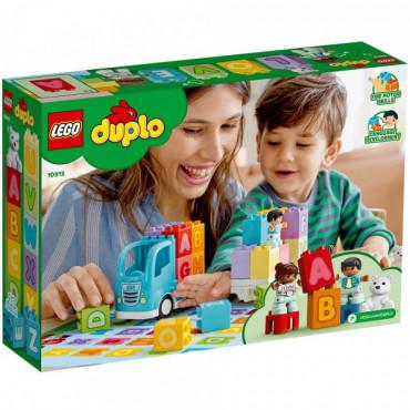 Lego Duplo Alphabte Truck 10915