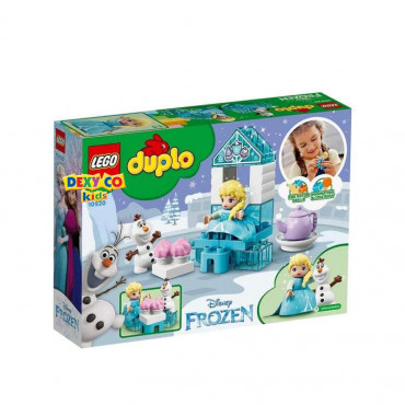 Lego Duplo Frozen Tea Party