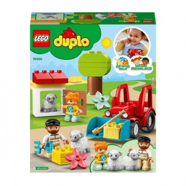 Lego Duplo Farm Tractor and Animal Care 10950