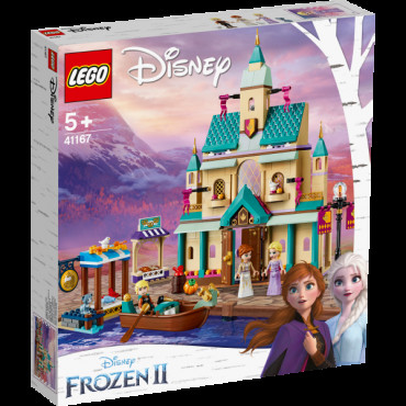 Disney Frozen Lego Arendelle Castle Village