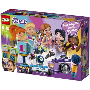 Friendship Box Lego Friends