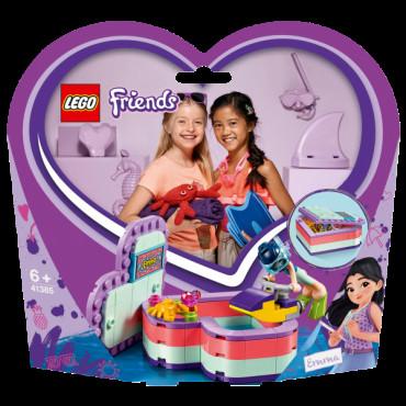 Emmas Summer Heart Box Lego Friends