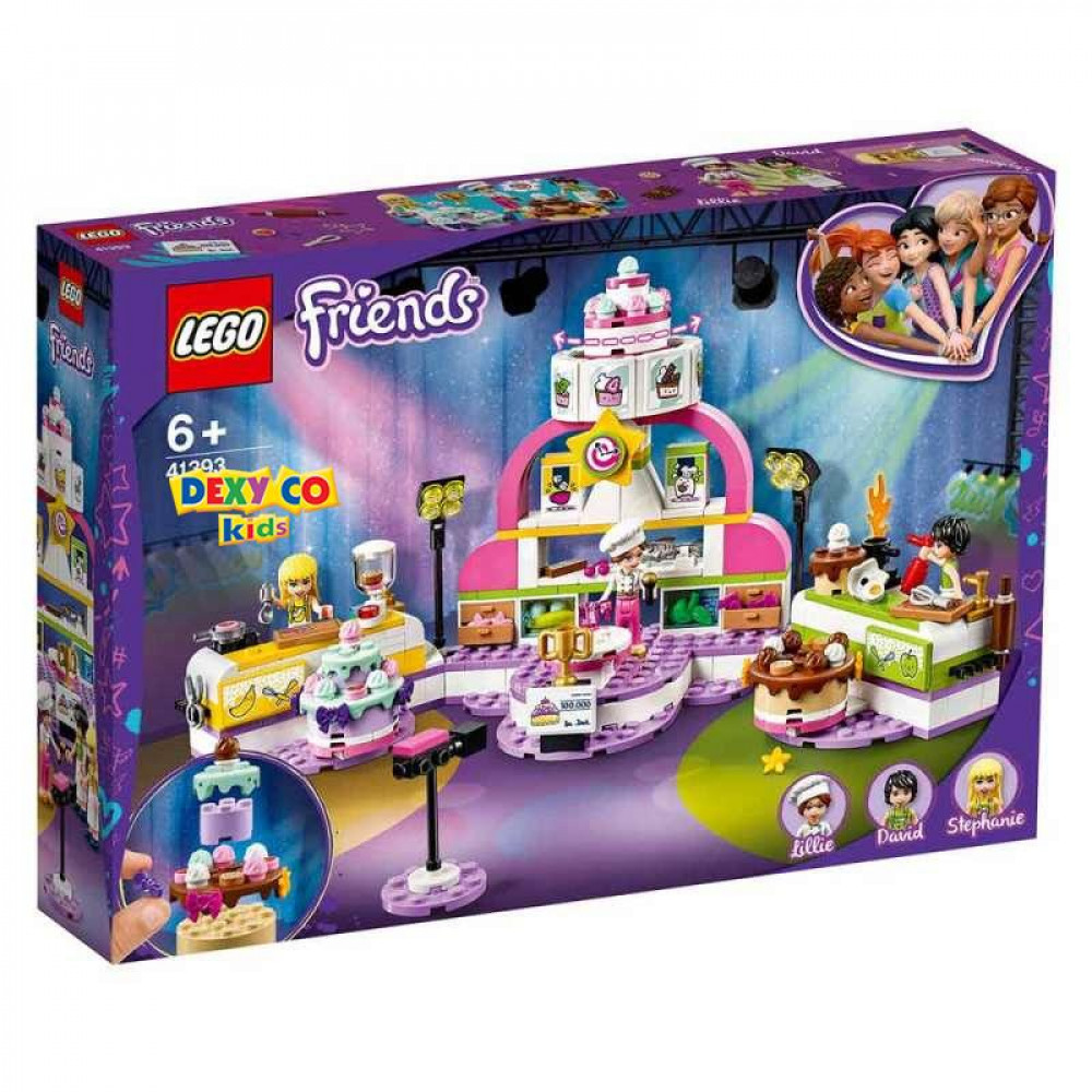 Baking Competition Lego Friends