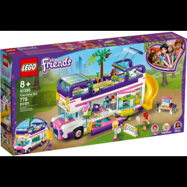 Friendship Bus Lego friends