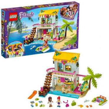 Lego Friends Beach House
