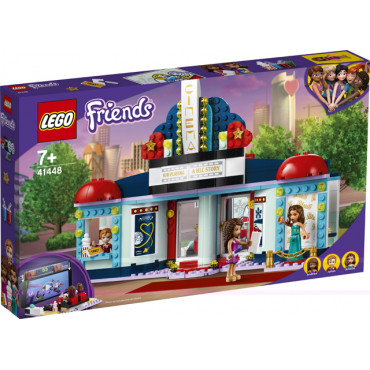 Lego Friends Heartlake City Movie Theatre