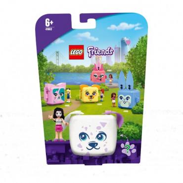 Lego Friends Emmas Dalmatian Cube