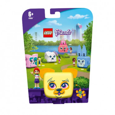 Lego Friends Mias Pug Cube