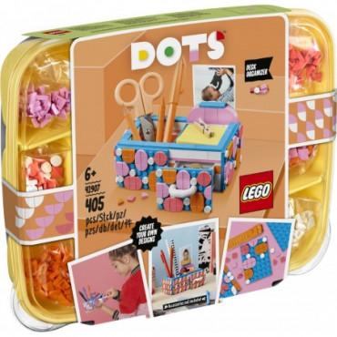 Lego Dots Desk Organiser